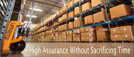 High assurance without sacrificing time